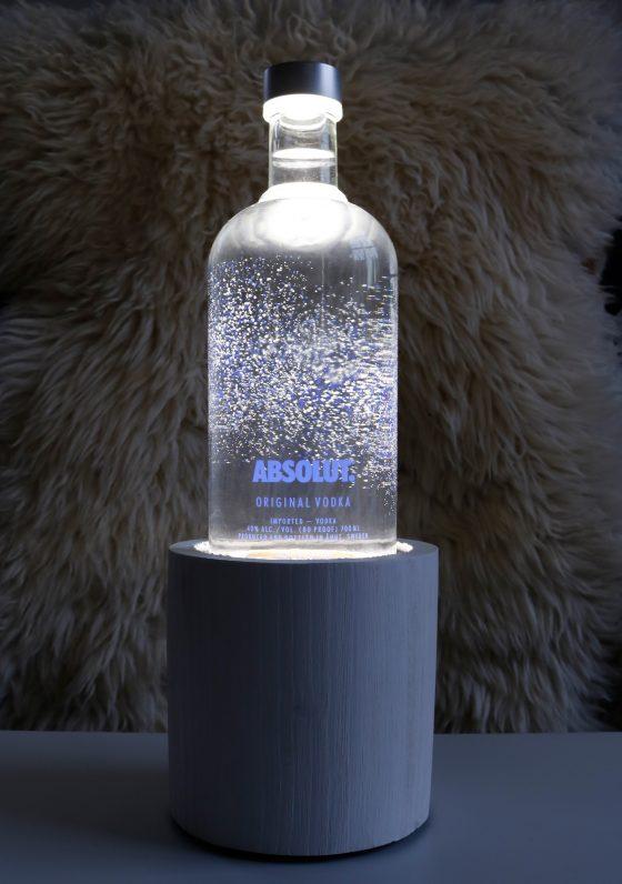 flaschendisplayweiß